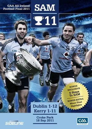 GAA Football: Dublin Vs Kerry (2011) (Irish Version) (Retail / Rental)