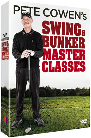 Pete Cowen's Swing and Bunker Master Classes (2012) (Box Set) (Retail / Rental)