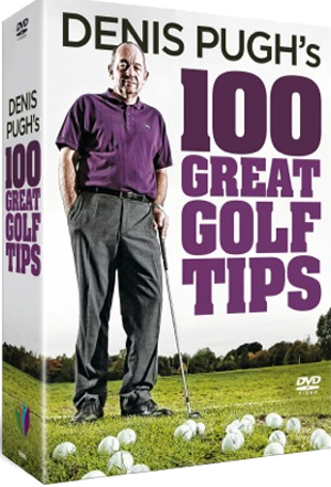 Denis Pugh: 100 Great Golf Tips (Box Set) (Retail / Rental)