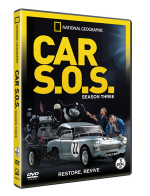 National Geographic: Car S.O.S. - Season Three (2015) (Box Set) (Retail Only)