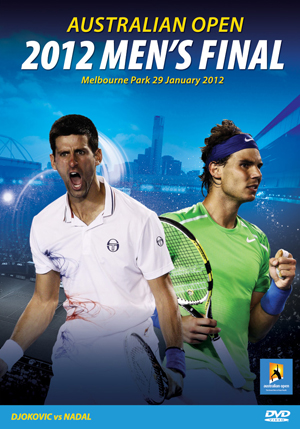 The Australian Open 2012: Men's Final - Djokovic Vs Nadal (2012) (Retail / Rental)