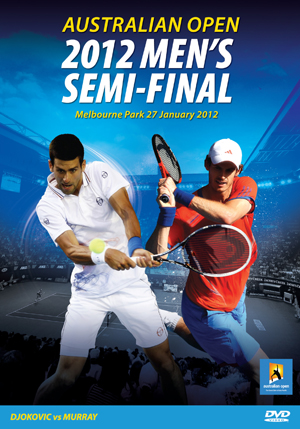 The Australian Open 2012: Men's Semi-final - Djokovic Vs Murray (2012) (Retail / Rental)