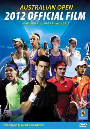 The Australian Open 2012: Official Film (2012) (Retail / Rental)