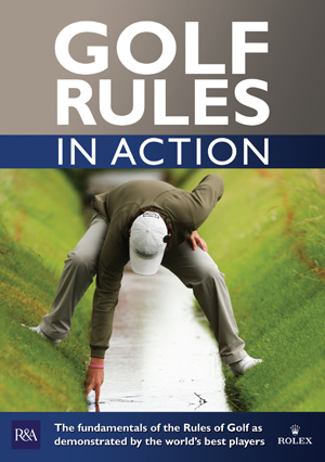 Golf Rules in Action: 2012-2015 Edition (2012) (Retail / Rental)