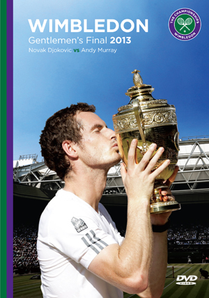 Wimbledon: 2013 - Men's Final - Murray Vs Djokovic (2013) (Retail / Rental)