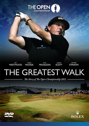 The Open Championship: The 2013 Official Film (2013) (Retail / Rental)