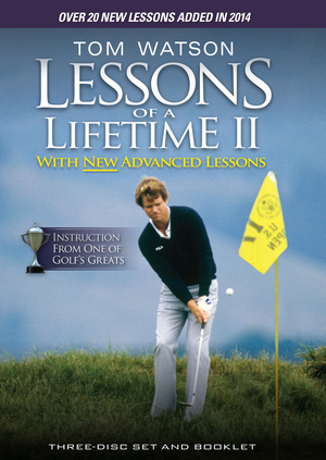 Tom Watson: Lessons of a Lifetime II (2014) (Retail / Rental)