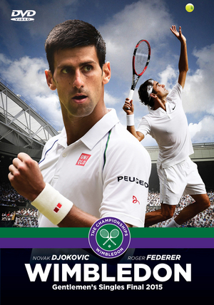 Wimbledon: 2015 Men's Final (2015) (Retail / Rental)