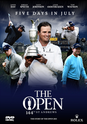 The Open Championship: The 2015 Official Film (2015) (Retail / Rental)