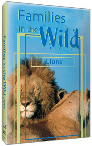 Just the Facts: Families in the Wild - Lions (Retail / Rental)