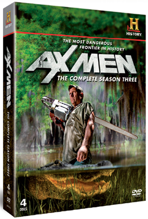 Ax Men: The Complete Season Three (2010) (Box Set) (Retail Only)