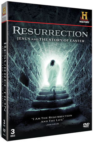 Resurrection - Jesus and the Story of Easter (Retail Only)