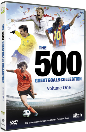 The 500 Great Goals Collection: Volume One (2012) (Retail Only)