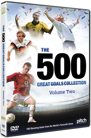 The 500 Great Goals Collection: Volume Two (2012) (Deleted)