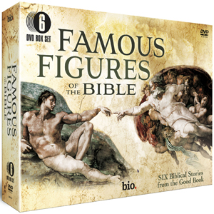Religious Figures of the Bible (Irish Version) (Retail Only)