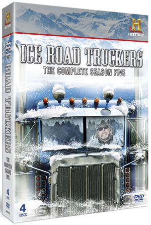 Ice Road Truckers: Season 5 (2011) (Box Set) (Retail Only)