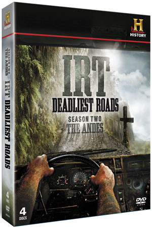 IRT - Deadliest Roads: Season 2 - The Andes (2011) (Retail Only)