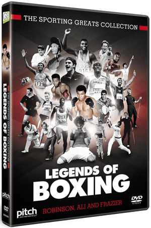 Legends of Boxing: Robinson, Ali and Frazier (2012) (Retail Only)