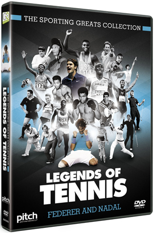 Legends of Tennis: Federer and Nadal (2012) (Retail Only)