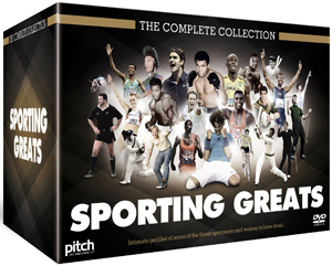 Sporting Greats: Collection (Box Set) (Retail Only)