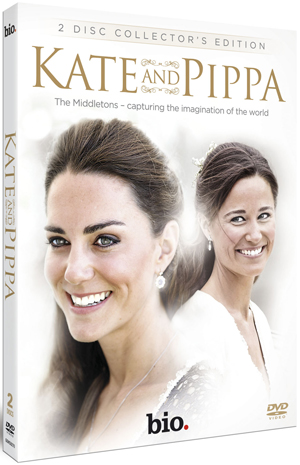 Kate and Pippa Middleton (2012) (Retail Only)