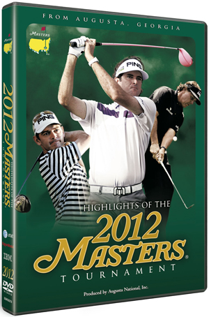 Augusta Masters: 2012 (2012) (Retail Only)