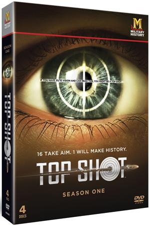 Top Shot: Season 1 (2010) (Box Set) (Retail Only)