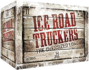 Ice Road Truckers: The Oversized Load (2011) (Box Set + Book) (Retail Only)