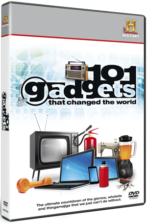 101 Gadgets That Changed the World (2012) (Retail Only)