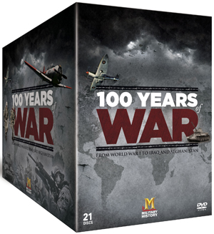 100 Years of War (2012) (Box Set) (Deleted)