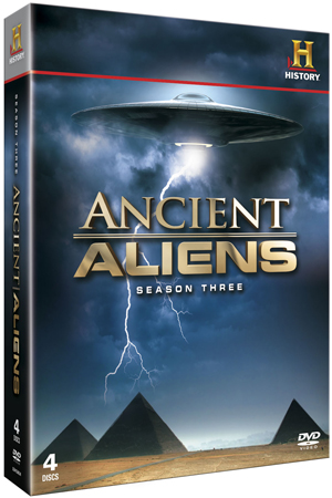 Ancient Aliens: Season 3 (2011) (Box Set) (Retail Only)