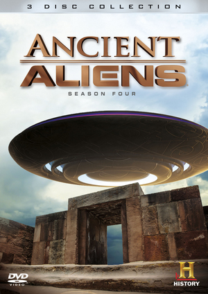 Ancient Aliens: Season 4 (2012) (Retail Only)