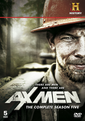 Ax Men: The Complete Season Five (2012) (Box Set) (Retail Only)
