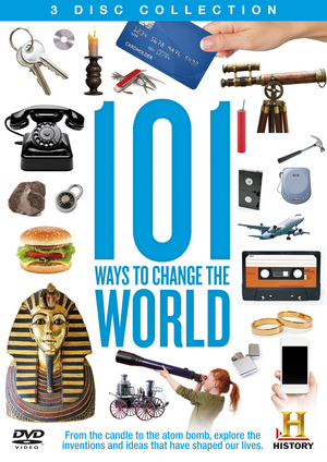 101 Ways to Change the World (Retail Only)