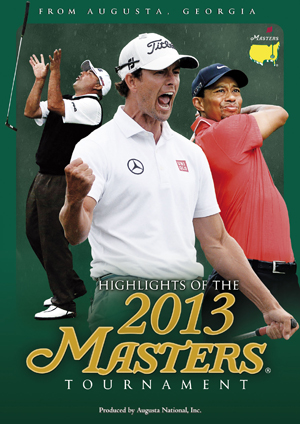 Augusta Masters: 2013 (2013) (Retail Only)