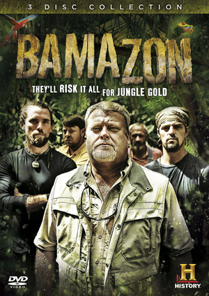 Bamazon (2013) (Retail Only)