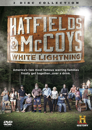 Hatfields and McCoys: White Lightning (Retail Only)