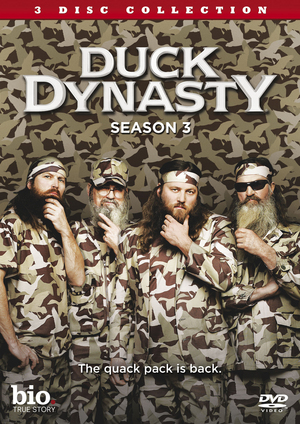 Duck Dynasty: Season 3 (2013) (Retail Only)