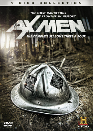 Ax Men: The Complete Seasons 3 and 4 (2011) (Box Set) (Retail Only)