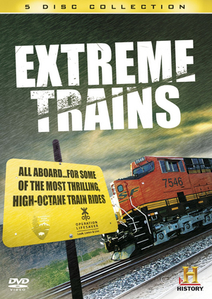 Extreme Trains (2010) (Retail Only)