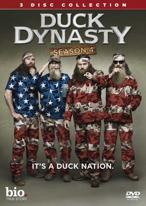 Duck Dynasty: Season 4 (2012) (Retail Only)