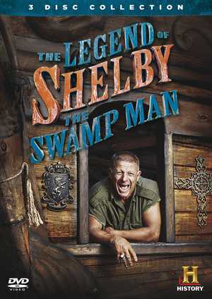 The Legend of Shelby the Swamp Man: Season 1 (2013) (Retail Only)