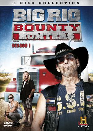 Big Rig Bounty Hunters: Season 1 (2013) (Retail Only)