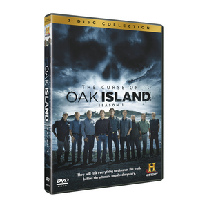 Subtitles 187 the curse of oak island season 1 retail only dvd