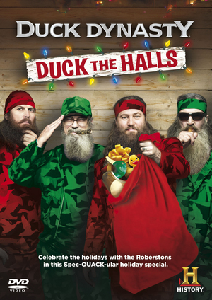 Duck Dynasty: Duck the Halls (Retail Only)