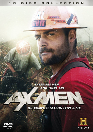 Ax Men: The Complete Seasons 5 and 6 (2013) (Retail Only)