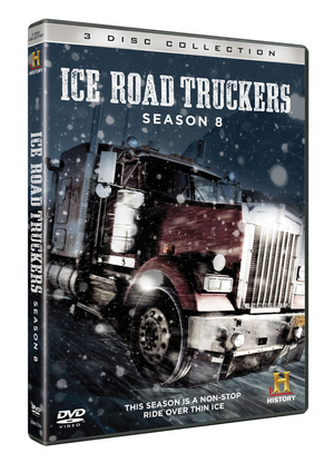 Ice Road Truckers: Season 8 (Retail Only)