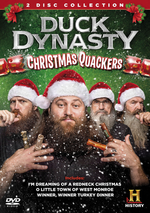 Duck Dynasty: Christmas Quackers (2013) (Retail Only)