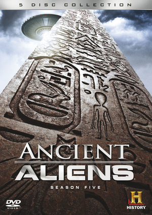 Ancient Aliens: Season 5 (2013) (Retail Only)