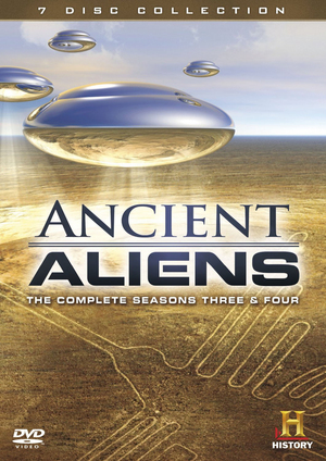 Ancient Aliens: Season 3 and 4 (2012) (Retail Only)